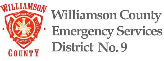 Williamson County E.S.D No. 9 Logo